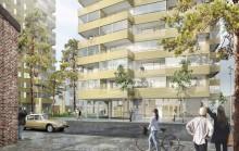 BAB Bygg når nya höjder – bygger två 17 våningshus i Helsingborg