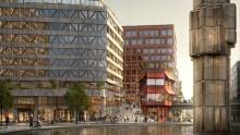 Ramirent levererar helhetslösning till nya Sergelhuset i Stockholm
