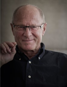 Allan Linnér och finländska experter i samtal om biblioterapi