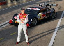 Audi och Mattias Ekström i startblocken – en vecka kvar till DTM-premiären