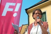 Föreläsning 20/2: Gudrun Schyman och medierna