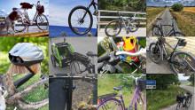 Nu cyklar var 5:e kommunanställd på en förmånscykel.