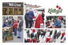 Verksamheterna i Kvillebäcken bjuder in till julmarknad 12 december