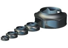 Lågenergifläktar med det prisbelönta fläkthjulet  RadiCal reducerar elförbrukningen med upp till 50 %
