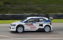 Volkswagen Dealer Team KMS avslutar säsongen med två VM-starter