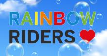 Flygbussarna deltar i Prideparaden för sjunde året i rad