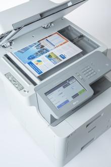 Brother prezentuje nową generację kolorowych wielofunkcyjnych urządzeń laserowych dla biur