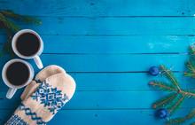 Kald vinter – varm kaffe!