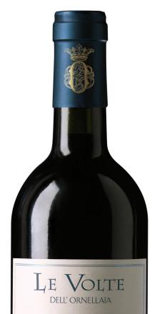 """""""Årets bästa röda vin"""" - Le Volte dell´Ornellaia återigen guldmedaljör i prestigefull tävling"""