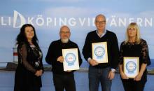 Kundnöjdhet placerar Lidköpings Teknisk Service på sjunde plats i Sverige