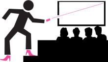 Endagskurs: Presentationsteknik