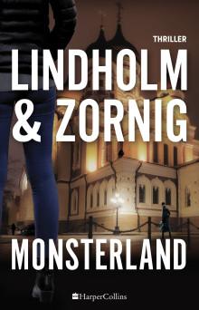 Nyhed på vej fra HarperCollins: MONSTERLAND af Mikael Lindholm & Lisbeth Zornig