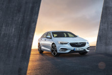 Opels nya flaggskepp - Insignia Grand Sport
