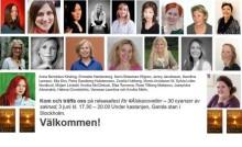 I morgon lanseras novellsamlingen Älskanoveller - 30 nyanser av saknad med författare från Bygdeå i norr till Blentarp i syd