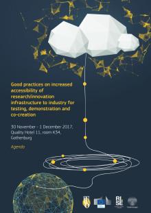 Konferensagenda RISE Göteborg 30/11-1/12 2017