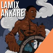 """Lamix släpper nya singeln """"Ankare"""""""
