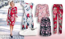 Färgstarkt mode lyfter våren hos Klingel