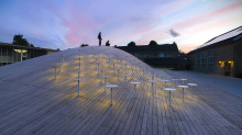 Architects BIG and Gammel Hellerup Gymnasium honoured with the Nordic Lighting Award