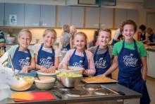 6. klassinger fra Bærum danket ut 5000 andre – vant sjømatkonkurranse