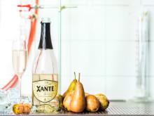 Velkommen til verden Xanté Sparkling & Pear – en helt ny musserende!