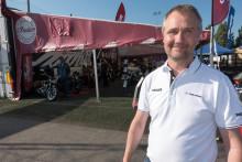 Stort intresse för teknik och motor under Stora Nolia första dagar