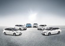 Toyotas hybridförsäljning har passerat sex miljoner-strecket