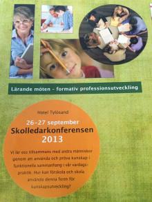 Skolledare möts och lär i Tylösand