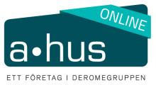 A-hus Online utsedd till en av Sveriges bästa webbsiter