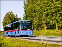 Länstrafiken i Region Örebro Län säkrar kommunikationen i RAKEL med lösningar från Celab.