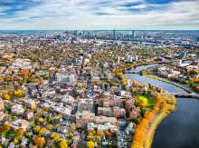 Cambridge, MA, blir världens första stad med klimatvarningar på bensinpumparna