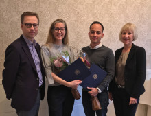 MBA-stipendiater skall stärka svensk konkurrenskraft