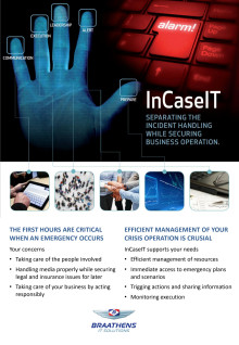 InCaseIT från Braathens IT Solutions