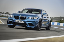 Den nye BMW M2 Coupé