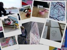 PostkodLotteriet stödjer Nordiska Akvarellmuseet med 2,6 miljoner till projekt om teckning och lärande