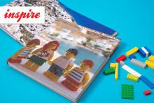Lego-perhe lähti lomalle!