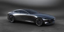 Mazda avtäcker VISION COUPE koncept i Tokyo