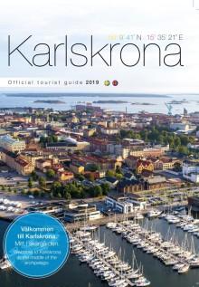 Karlskronas besöksguide för 2019 är här!