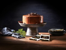 Din bakning förtjänar den finaste mörka chokladen från Lindt