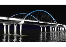 Skanska bygger nya Pensacola Bay Bridge i Florida, USA, för cirka 3,3 miljarder kronor