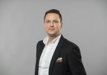 Magnus Leidhammar tar över rollen som Försäljningschef Weber