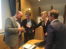 3DTC anordnar expertseminarium tillsammans med SAAB
