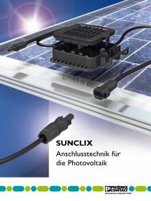 SUNCLIX den enkla kontakten för solenergi