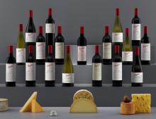 The Penfolds Collection 2017 sträcker sig över 5 årgångar och är en familj av viner från distinkta år