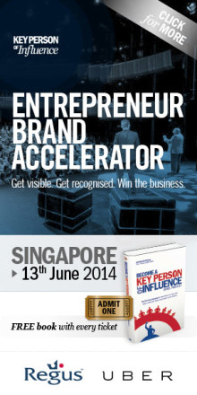 Brand Accelerator Day for entrepreneurs - an Edits Inc partner event