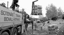 Sotenäs Trä etablerar ny bygghandel på Industrivägen i Tanumshede