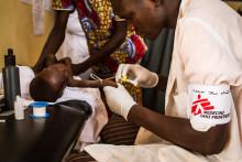 Niger: Dödlig kombination av undernäring och malaria