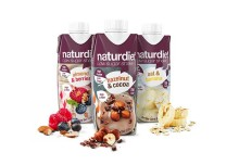 Naturdiets nya Low sugar shakes med naturliga smaker