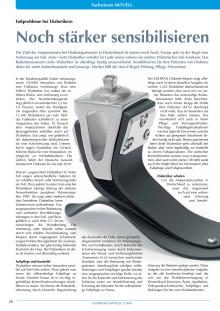 GEHWOL Diabetes-Report 2016: Diabetiker noch stärker für Fußprobleme sensibilisieren