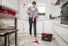 Uutta vääntöä lattianpuhdistukseen