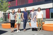 Osloskoler fikk besøk fra New Zealand